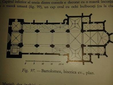 Bartolomeu planimetrie