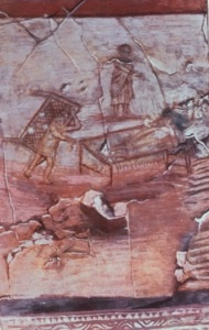 church-healing-of-paralytic dura europos iisus