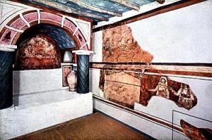 dura europos - biserica crestina reconstructie yale